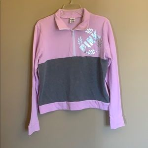 COPY - Victoria's Secret PINK quarter zip